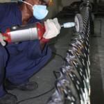 Polishing Rotor