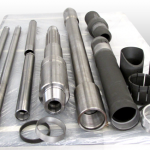 Nitrided Downhole Tools