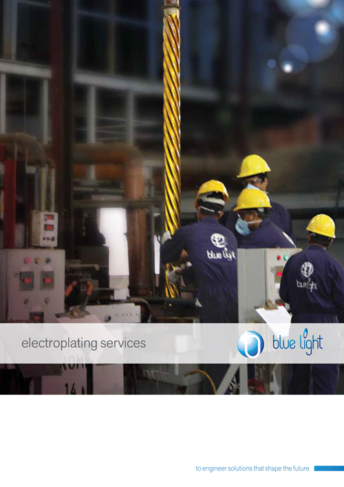 blue light industry llc (Chrome & electroplating services division)