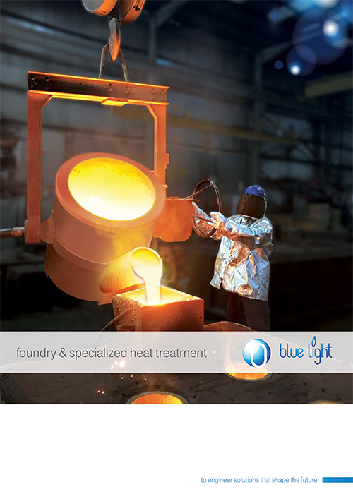blue light industry llc (foundry & heat treatment division)